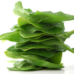 spinach for stress resistant skin